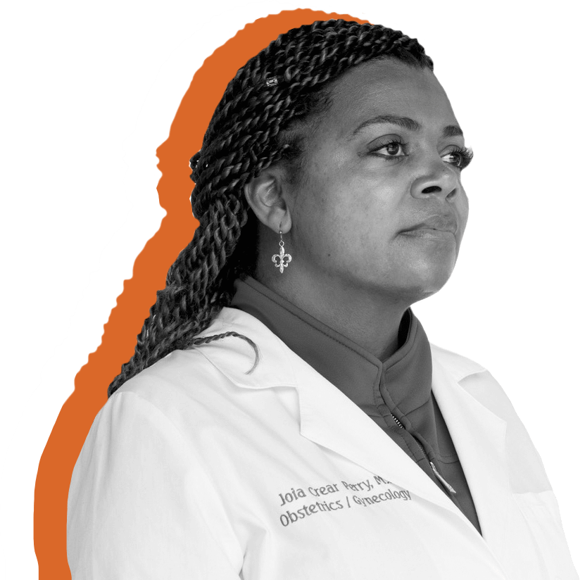 Dr. Joia Crear-Perry, Founder & President of National Birth Equity Collaborative
