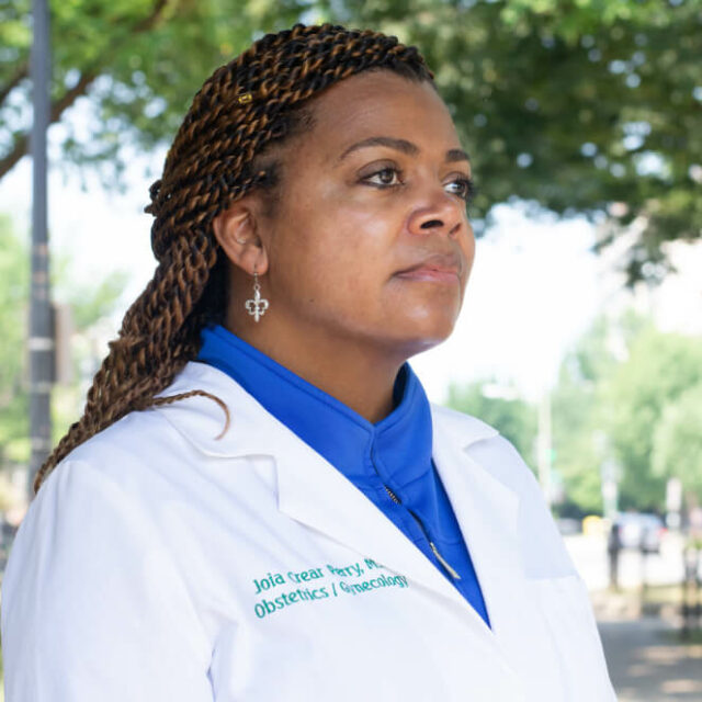 Dr. Joia Crear-Perry